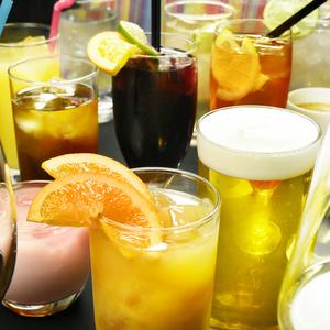 オジャの飲み放題プラン - しっかりとした品質の飲み物をご提供! 是非くらべてください!