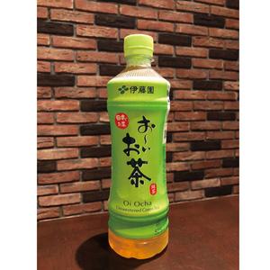 オジャの絶品メニュー おーいお茶500ml 120円 (税込132円)